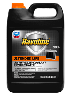 HAVOLINE EXTENDED LIFE COOLANT CONCENTRATE