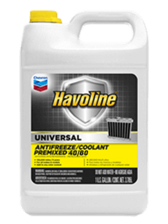 HAVOLINE EXTENDED LIFE COOLANT PRE-MIXED 40/60