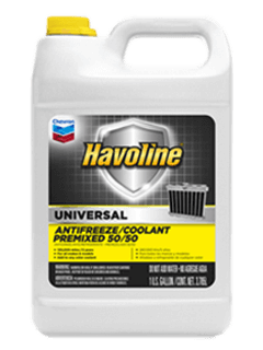 HAVOLINE EXTENDED LIFE COOLANT PRE-MIXED 50/50