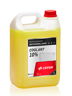 CEPSA SUPER COOLANT 10%